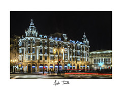_DSC4825 (anahí tomillo) Tags: nikon d5100 ciudades city nocturnas night arquitectura architecture asturias spain
