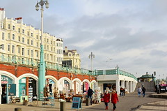 Brighton Seafront (Roy Richard Llowarch) Tags: seafront sea seascapes seaside seashore seascape seasideresorts resort resorts coast coastline water england english englishheritage englishhistory brighton brightonandhove brightonhove brightonsussex beaches beach brightonbeach fishing fishingboats sussex eastsussex brightonpier pier piers towns city cities coastal autumn sunshine sunny sun clouds cloud buildings architecture royllowarch royrichardllowarch pebble pebblebeach llowarch october boat boats space openair outdoor travel uk europe bright exercise trips walking walks freshair european daytrips travelling greatbritain waves seaport amusement fun