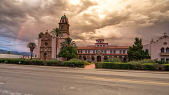 TucsonRain (madentropy) Tags: arizona landscape rain cityscape tucson