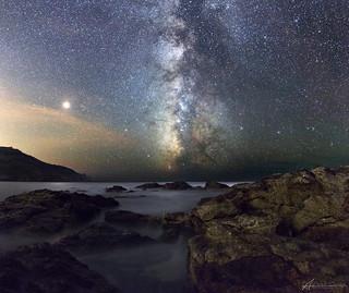 Un mar de estrellas