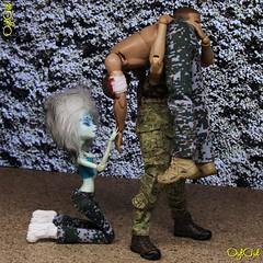 №572. Vol.1 / Ep.LXXXIX (23) (OylOul) Tags: oyloul 2018 q3 sep 16 action figure damtoys monster high doll custom