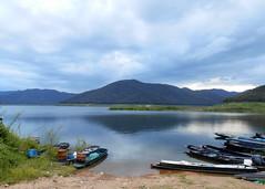 Mae Kuang Udom Tara Dam (Paradiperdu) Tags: eau ciel nature reflets réverbération reflexion thaïlande nuages worldwidelandscapes thebestofmimamorsgroups