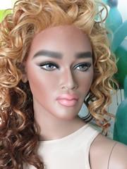 Almax Mannequin (capricornus61) Tags: almax display mannequin shop window doll dummy dummies figur puppe schaufenster art home athome frau face portrait woman female feminine collecting sammeln beauty