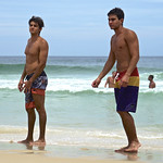 Boys at Leme Beach thumbnail