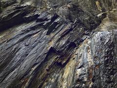 Around Oban, Scotland, in August 2018 (Elisabeth Redlig) Tags: nature mountain iphonex redlig uk scotland travels scenery stone slate gruva skiffer ballachulish quarry elisabethredlig