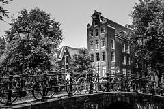 Point of view (Mr.Anthony83) Tags: bikes amsterdam canali bw beautiful amazing city life bianco e nero