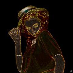 2014 - Camille 17 (didierstudio) Tags: personnage portrait personalwork recherche travailpersonnel abstrait art abstrat resarh texture creation creativity femme wife