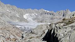 Rhonegletscher Rhône Glacier Glaciar Swiss Alps Switzerland 2018 (roli_b) Tags: rhonegletscher rhone gletscher glacier glaciar rhône rotten rottengletscher furka gletsch belvedere mountains berge montañas switzerland schweiz suisse suiza svizzera 2018 schweizer alpen swiss alps alpi alpine nature landscape