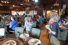 asilomar (dolanh) Tags: zooey californiacoast breakfast dininghall pacificgrove asilomar monterey