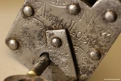 Lock With Key (Retro Photo International) Tags: awan lock key tessar 50mm 35 carl zeiss jena macro macromondays perfectmatch