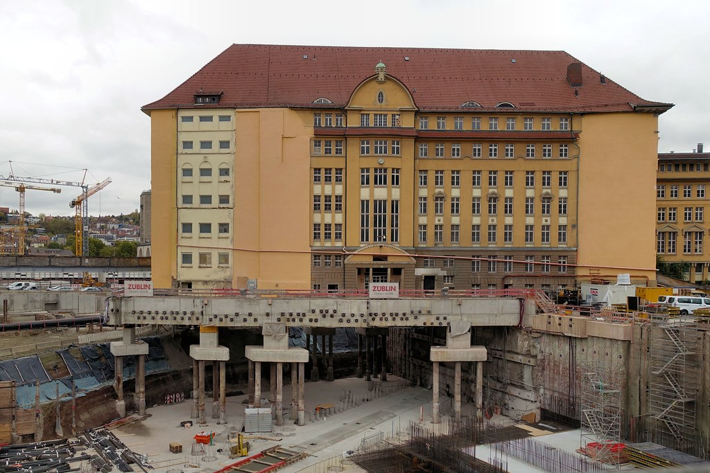 The World S Most Recently Posted Photos Of Baustelle And Stuttgart