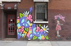 . (SA_Steve) Tags: mural streetart art creative wall nyc newyorkcity thebronx bronx
