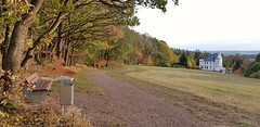 Friedrichsbrunn (1elf12) Tags: harz friedrichsbrunn bank bench germany deutschland herbst autumn