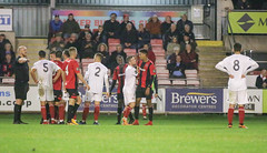 Lewes 3 Worthing 4 03 10 2018-386.jpg (jamesboyes) Tags: lewes worthing sussex football soccer fussball calcio voetbal amateur bostik isthmian goal score celebrate tackle pitch canon 70d dslr