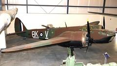 Bristol Fairchild Canada 142M Bolingbroke IV-T (149 Blenheim) 10076 in Tucson (J.Comstedt) Tags: aircraft flight aviation air aeroplane museum airplane us usa planes pima space tucson az bristol fairchild canada 142m bolingbroke 149 blenheim rcaf