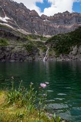 HikingBacklogFull-2 (Bev Wiebe) Tags: alberta hiking july2018 mountains summer twinlakes