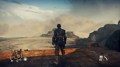 Mad Max_20181012185202 (Livid Lazan) Tags: mad max videogame playstation 4 ps4 pro warner brothers war boys dystopia australia desert wasteland sand dune rock valley hills violence motor car automobile death race brawl scenery wallpaper drive sky cloud action adventure divine outback gasoline guzzoline dystopian chum bucket black finger v8 v6 machine religion survivor sun storm dust bowl buggy suv offroad combat future