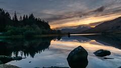 Llynnau Mymbyr North Shore (Mark Palombella Hart) Tags: sunset atmospheric photography photographer photooftheday potd photo capelcurig