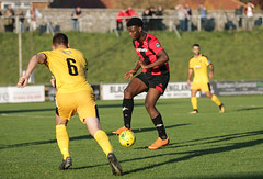 Lewes 2 Folkestone Invicta 0 20 10 2018-348-2.jpg (jamesboyes) Tags: lewes folkestoneinvicta football soccer fussball calcio voetbal amateur bostik isthmian goal score celebrate tackle pitch canon 70d dslr