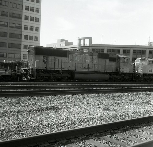 UP 4103 ETS 10-9-18 SD70M