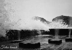 Donostia #guipuzcoa #peine #los #vientos #blanco&negro (kevinlunavalderrama) Tags: vientos blanco los peine guipuzcoa
