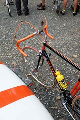 FFD 2018 (Shu-Sin) Tags: ffd 2018 ffd18 18 french fender day ct lyme jpw peter weigle bicycle bike velo ancien old vintage randonneur randonneuse touring 650b event gathering volvo richard sachs bottle orange is new black