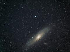 Andromeda Galaxy (alexander_skaletz) Tags: night andromeda summer astro astrophotography nature photography astronomy dark warm galaxy sky space nightskys detail nighbor germany badenwürtemberg nikon d5300 nikond5300 tamron stars summernight longexposure himmel