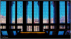 Windows at the Museo di Storia Naturale di Venezia (Heathcliffe2) Tags: windows museum museo storiamnaturale venezia veneto venice natural history landmark architecture glass circles travel tourist abstract
