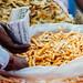 Indian Chee-tos Vendor, Shikohabad India