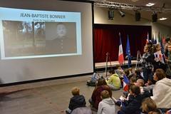 Cérémonie du 100ème anniversaire de l'Armistice (Mairie de Carvin) Tags: commémoration centenaire premièreguerremondiale novembre 2018 lepatio weekend