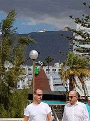IMG-20180216-WA0001 (rugby#9) Tags: building hotel palmtrees trees mountainside forest landscape mountteide mountains tenerife canaryislands canaries outdoor cloud clouds greysky sky tree snow