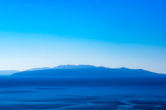 Opatija (rsvatox) Tags: air adriatic landscape airperspective island abstract sky seascape croatia blue atmosphere sea