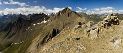 021 - panorama dalla vetta (TFRARUG) Tags: formazza valrossa mut brunni alps alpi mountains montagne trekking landscapes toggia sangiacomo