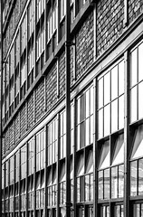 BRYAN_20180725_IMG_9424 (stephenbryan825) Tags: merseyside prescot architecture buildings factory glass offices perspective receding reflection selects windows