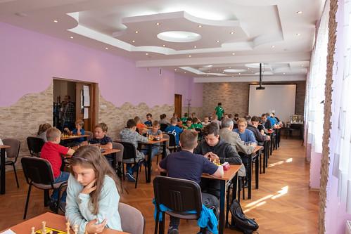 Grand Prix Spółdzielni Mieszkaniowej w Szachach Turniej VII-45