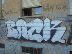167 (en-ri) Tags: back nero arancione bianco torino wall muro graffiti writing