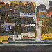 Krumau sur la Vltava d'Egon Schiele (Fondation Vuitton, Paris)