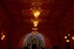 Durga Pooja 2018 (rohinivachher) Tags: nikond3200 nikonindiaofficial delhiandfestivals durgapooja2018 traveltolive exploreyourownstate flickerindia flickerphotos hinduism godsofindia womanphotographer womanempowerment