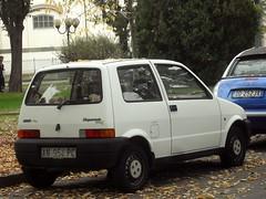 Fiat Cinquecento 899 i.e. Young 1997 (LorenzoSSC) Tags: fiat cinquecento 899 ie young 1997