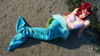 Grell Sutcliff - Little mermaid