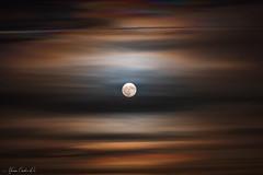 24th October 2018 moon (Massimo Cavalieri d'Oro) Tags: moon luna cielo sky clouds nuvole night notte spooky misty october italy halloween skyglory ottobre autunno autumn fall nightsky fullmoon moonlight moonshine