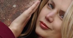 Eve ... FP7168M2 (attila.stefan) Tags: evelin eve stefán stefan attila aspherical september szeptember pentax portrait portré k50 tamron 2018 2875mm eyes