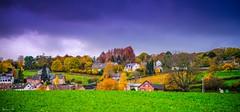 Village - 6169 (ΨᗩSᗰIᘉᗴ HᗴᘉS +27 000 000 thx) Tags: village landscape flawinne hensyasmine namur belgium europa aaa namuroise look photo friends be yasminehens interest intersting eu fr lanamuroise