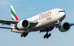 Boeing 777-F Emirates Sky Cargo A6-EFH (French_Painter) Tags: boeing 777f emirates sky cargo a6efh