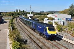 d35397 (15c.co.uk) Tags: class43 43017 evesham 1p47 greatwesternrailway firstgreatwestern hst highspeedtrain
