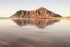 Skagsanden Beach (Andrew G Robertson) Tags: skagsanden beach lofoten islands flakstad ramberg norway norge reflection flakstadøya flakstadoya