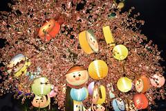 Mid-Autumn Festival (chooyutshing) Tags: midautumnfestival disneytsumtsumlanterns lightedup display attractions skypark vivocity singapore