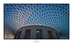Atardecer en el Museo Británico/ Evening in the British Museum (Jose Antonio. 62) Tags: architecture arquitectura unitedkingdown britishmuseum