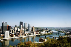 Skyline of Pittsburgh, Pennsylvania. Original image from Carol M. Highsmith's America, Library of Congress collection. Digitally enhanced by rawpixel. (Free Public Domain Illustrations by rawpixel) Tags: america architecture bay building businessdistrict carolhighsmith carolmhighsmith cc0 city coast design famous finance financialdistrict landmark panorama panoramicview pennsylvania pittsburg skyline tourism travel travelattraction unitedstates unitedstatesofamerica usa