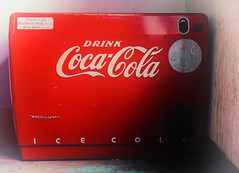 Drink Coca-Cola (KC Mike Day) Tags: soda coke cola coca red machine cold ice drink water blueberry beer root
